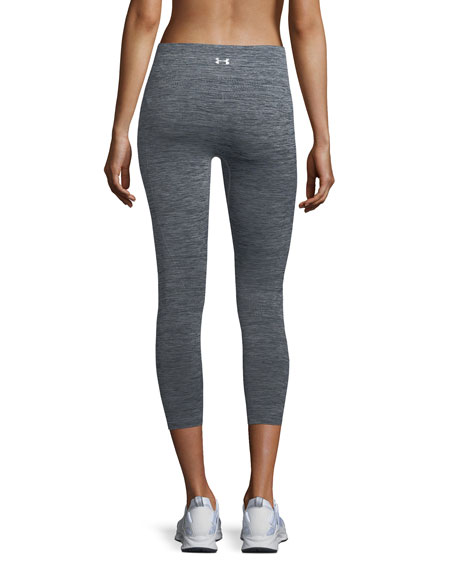 Threadborne Seamless Performance Crop Leggings