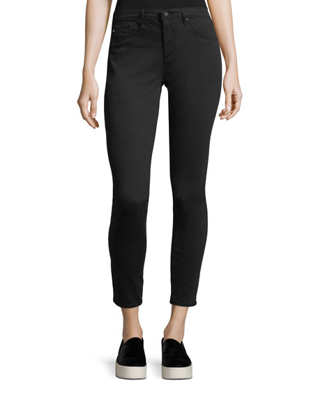 AG Adriano Goldschmied Sateen Ankle Leggings