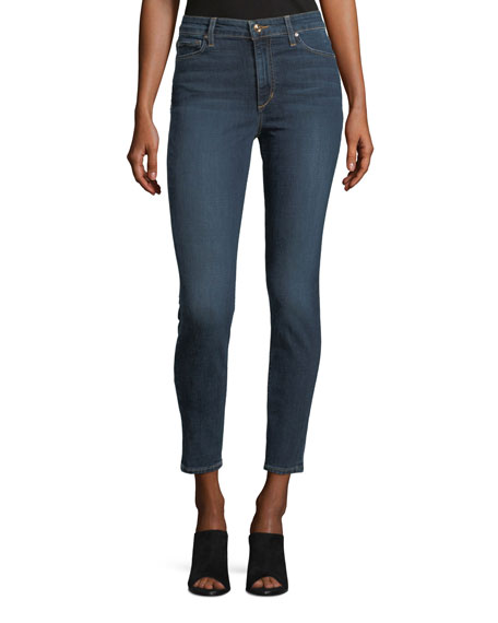 The Charlie Low-Rise Skinny-Leg Jeans