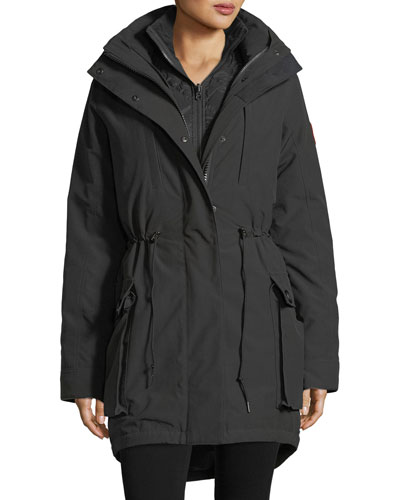 Perley 3-in-1 Parka Jacket with Vest