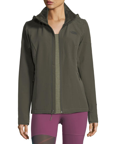 Shelbe Rascal Hooded Zip-Front Performance Jacket