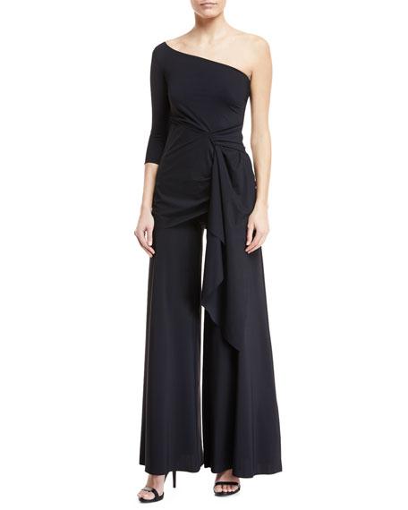 Chiara Boni La Petite Robe Skyla Wide-Leg Jersey