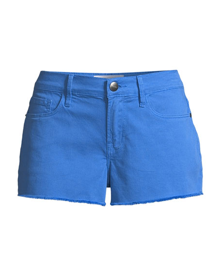 Le Cutoff Jean Shorts