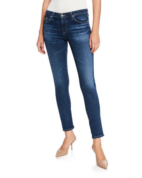 AG Prima Mid-Rise Cigarette Jeans