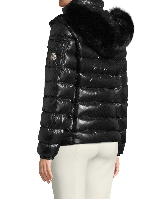 85ba271a8 Badyfur Puffer Jacket w/ Removable Fur Hood