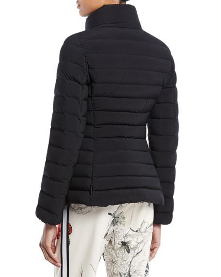 Guillemot Channel-Quilted Puffer Jacket