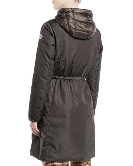 Bruant Belted Utility Coat