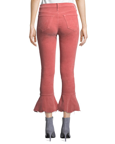 The Cha Cha Chew Distressed Corduroy Jeans