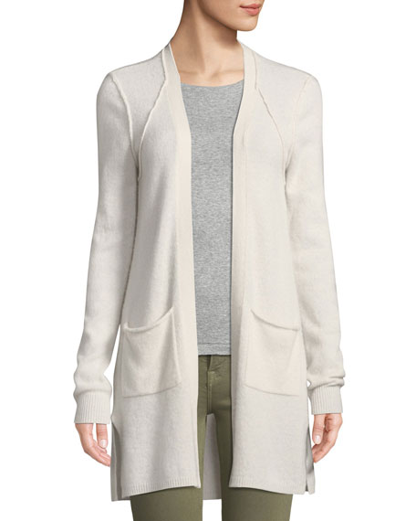 ATM Anthony Thomas Melillo Two-Pocket Open-Front Mid-Length