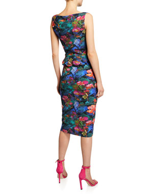 34cdbbee96 Designer Cocktail Dresses at Neiman Marcus
