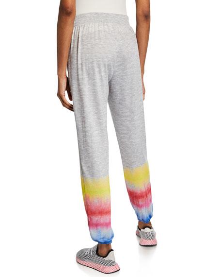 Terez Dip-Dye Jogger Pants