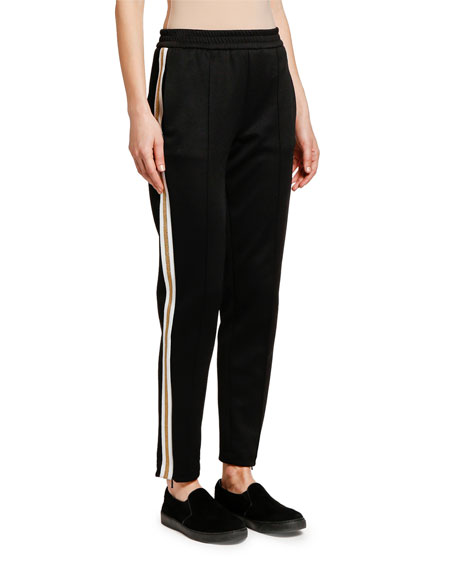Image 1 of 4: Moncler Striped Track Pants
