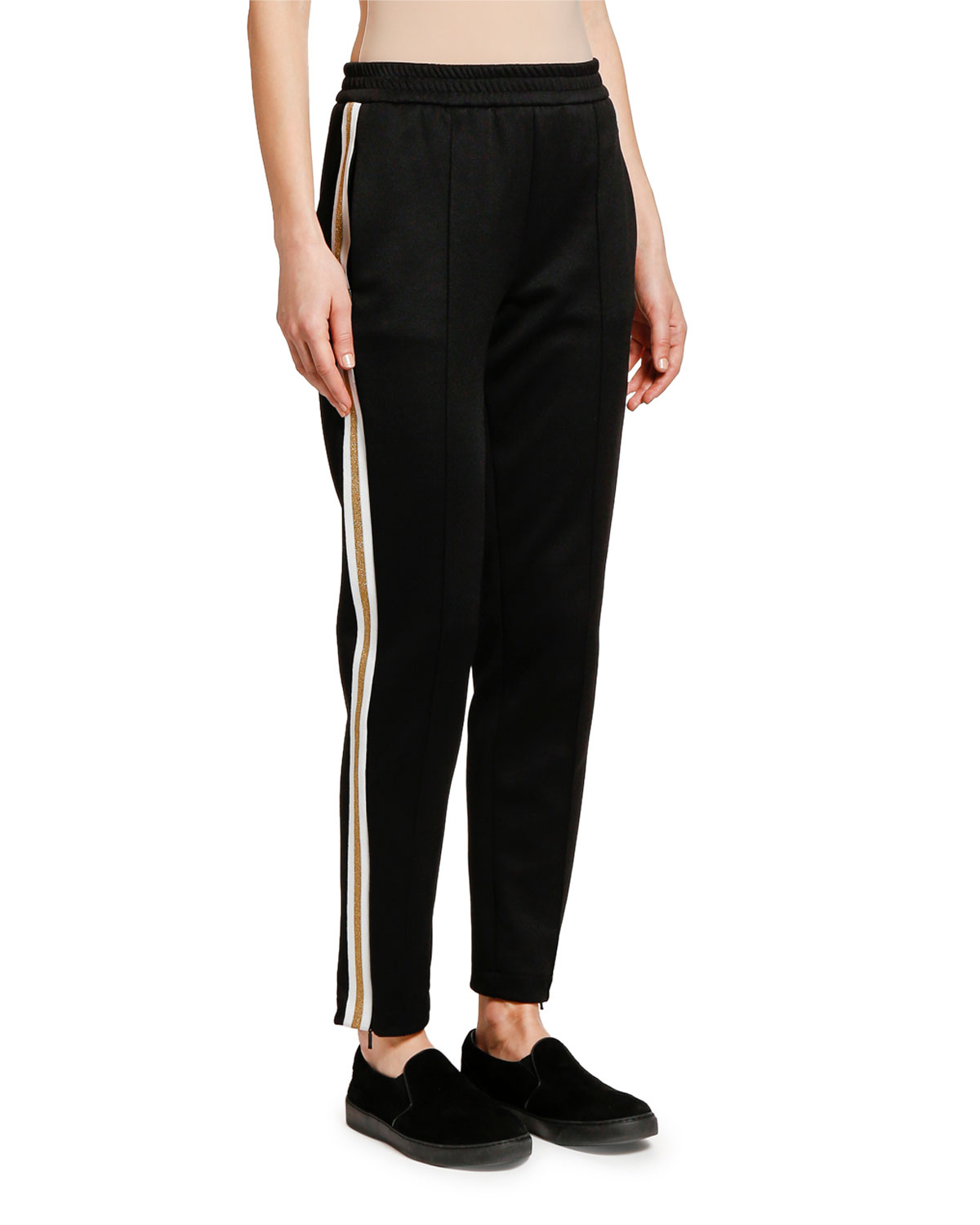 Moncler Striped Track Pants