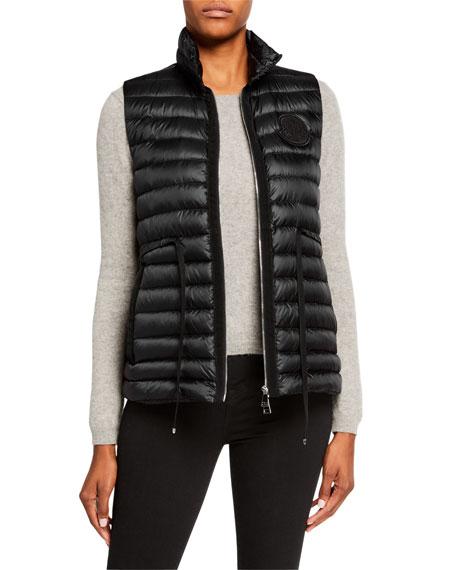 Moncler Azur Adjustable Puffer Vest
