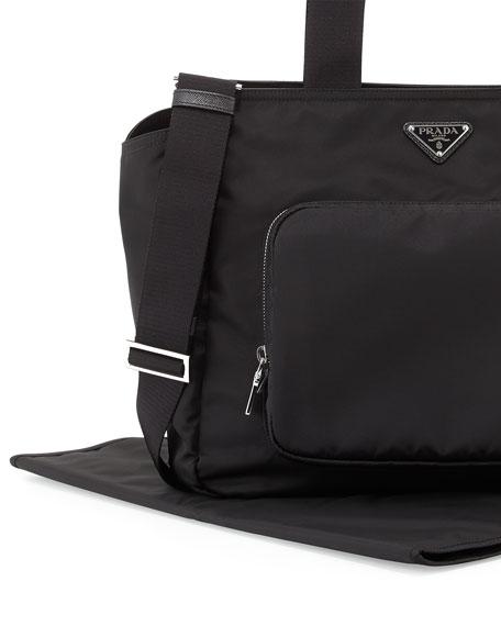 Prada Nylon Baby Bag