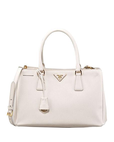 Saffiano Gardner's Tote Bag, Pink (Peonia)