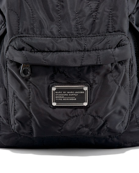 Pretty Nylon Backpack, Black