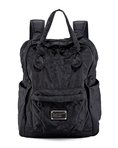 Pretty Nylon Backpack, Black