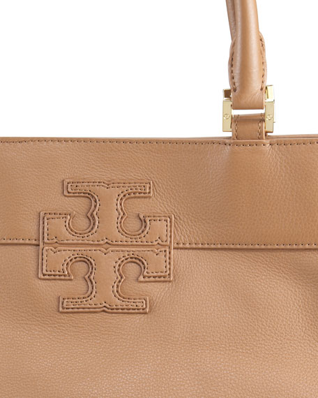 Double-T Logo Tote