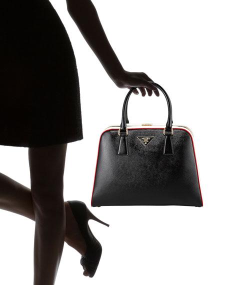 Pyramid Frame Bag