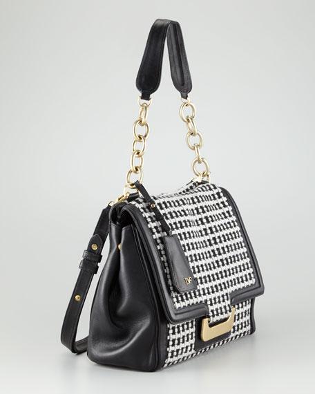New Harper Charlotte Check Shoulder Bag