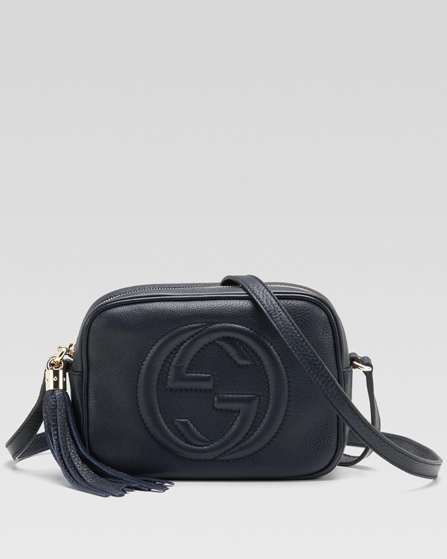 5c57eabd9ee95 Gucci Soho Leather Disco Bag