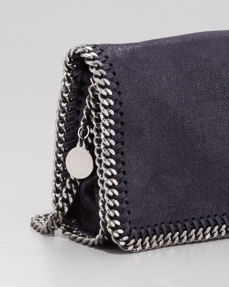 Falabella Crossbody Bag, Navy