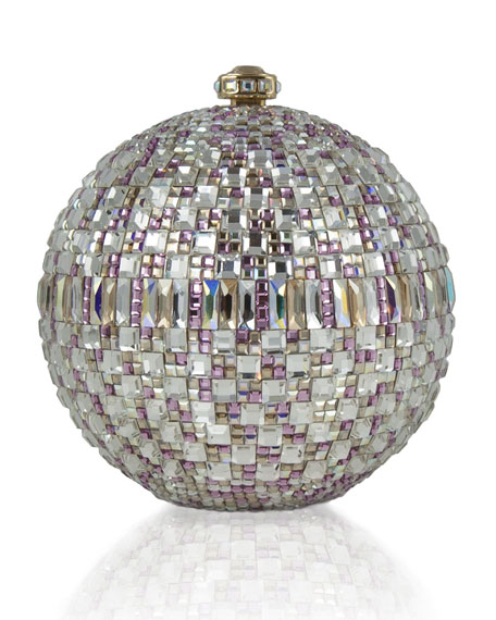 New Sphere Crystal Minaudiere