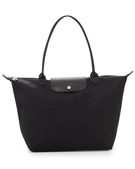 Longchamp Le Pliage N??o Large Nylon Shoulder Tote