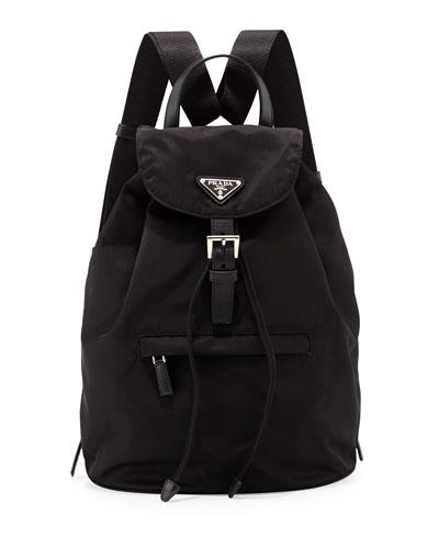 Vela Single-Pocket Backpack