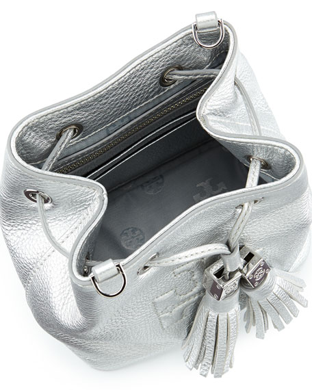 dcb010256230 Tory Burch Thea Mini Crossbody Bucket Bag