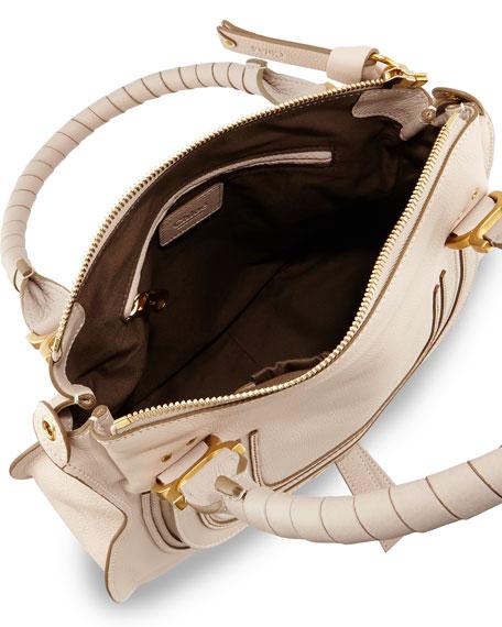 Chloe Marcie Medium Shoulder Bag, Cream