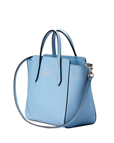 Swing Mini Crossbody Bag Light Blue