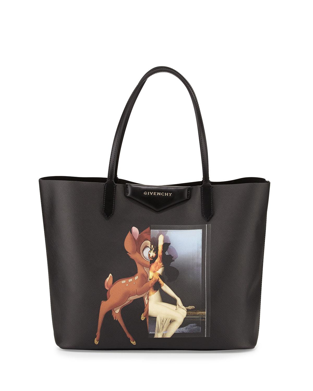 07e4dc3152 GivenchyAntigona Small Leather Shopping Tote
