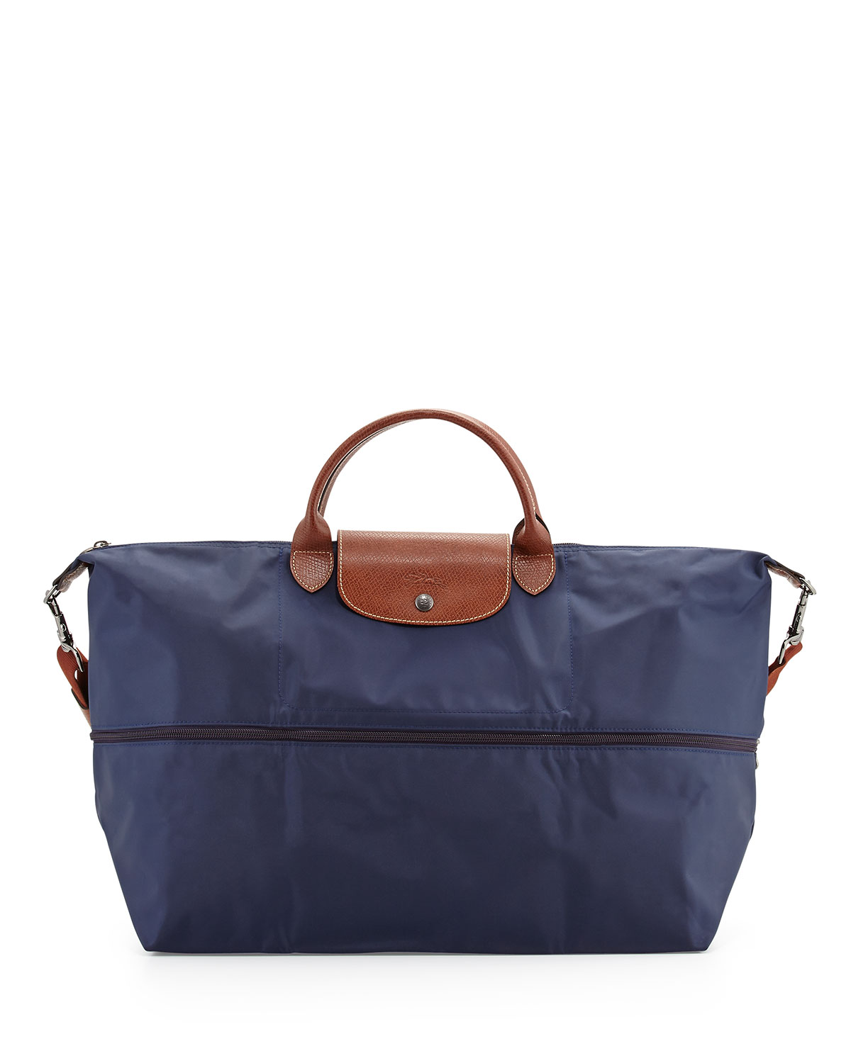 Le Pliage Expandable Travel Bag Navy