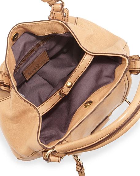 Jonnie Mini Crossbody Bag, Camel