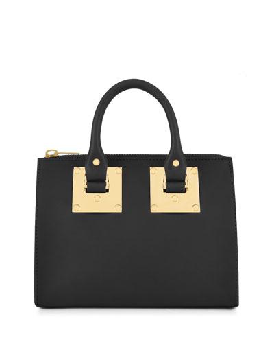 Holmes East-West Crossbody Bag, Black