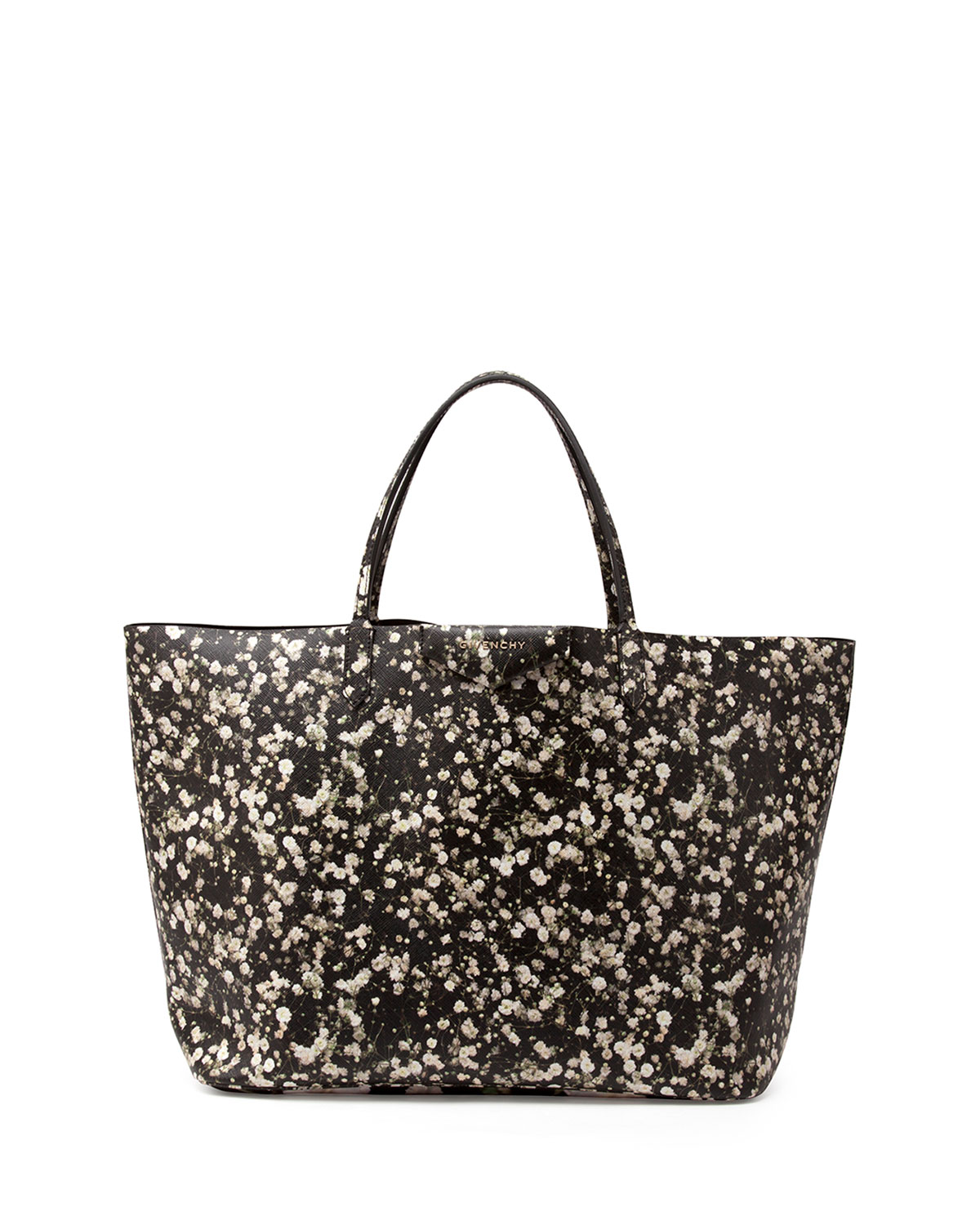 58b751ead2 Givenchy Antigona Large Floral-Print Shopper Tote Bag