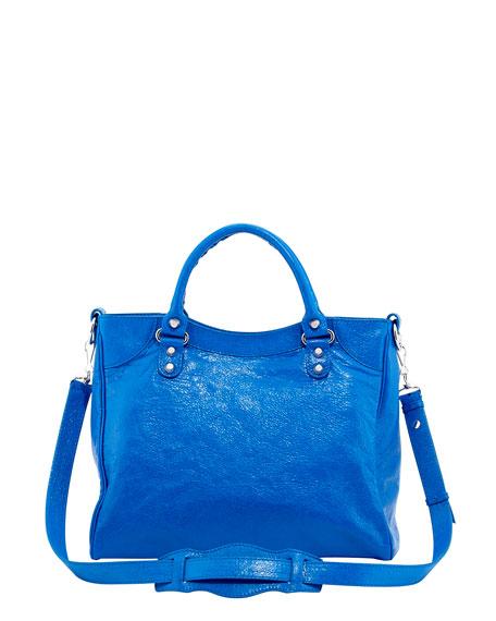 Giant 12 Nickel Velo Bag, Blue