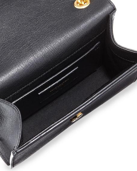 Monogram Small Studded Shoulder Bag
