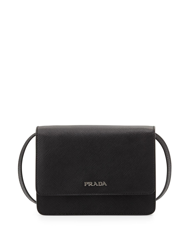 1075b948a008 Prada Saffiano Lux Crossbody Bag