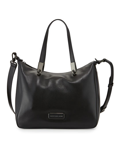 739ea9d9099d MARC by Marc Jacobs Ligero Ninja Shoulder Tote Bag, Black Order ...