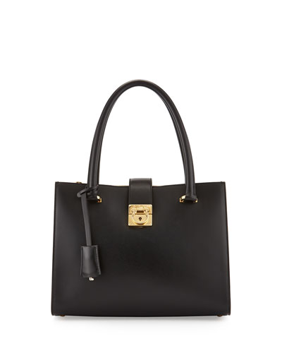 Juliette Lock Story Tote Bag, Nero