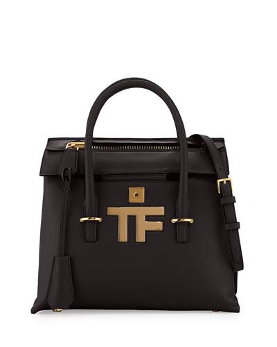 Icon Mini Tote Bag, Black