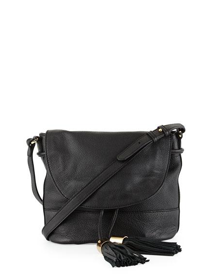 See by Chloe Vicki Vachetta Leather Crossbody Bag,