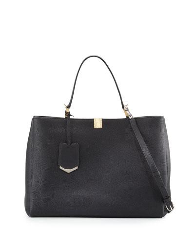 Le Dix Cartable Tote Bag, Black