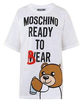 Moschino Fall 2015