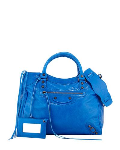 Classic Velo Crossbody Bag, Blue