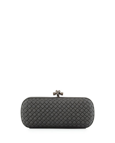 ELONGAGTED KNOT MINAUDIERE F