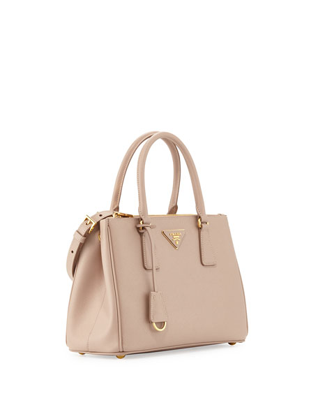 saffiano lux tote bag small